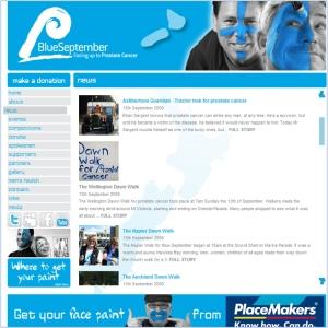 blue sept website