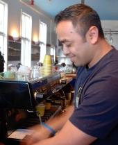 WellDawn16 - Lene Sipili, Parade Cafe manager